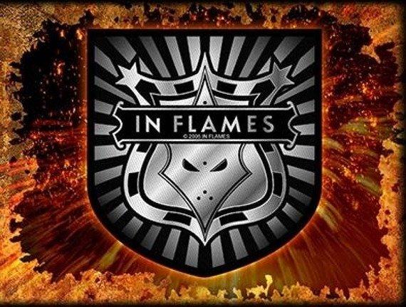 naszywka IN FLAMES