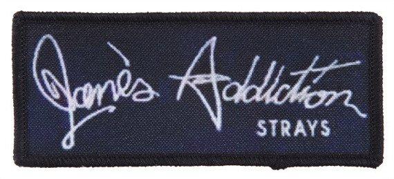 naszywka JANES ADDICTION - STRAYS