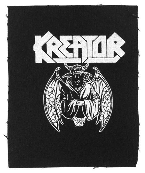 naszywka KREATOR - DEVIL