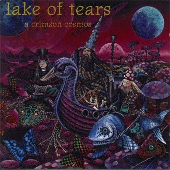 naszywka LAKE OF TEARS - A CRIMSON COSMOS