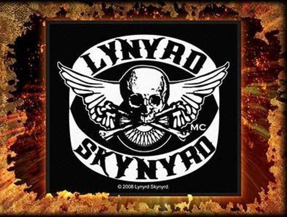 naszywka LYNYRD SKYNYRD - MC