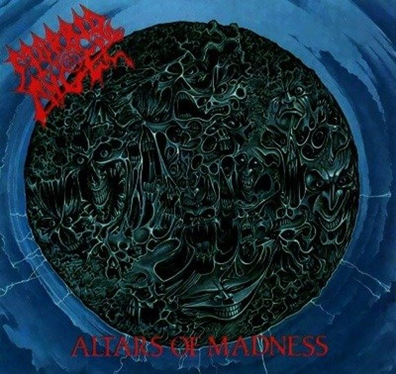 naszywka MORBID ANGEL - ALTARS OF MADNESS