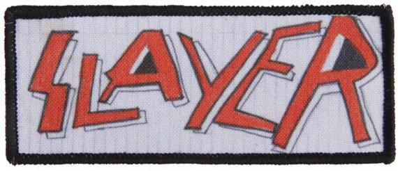 naszywka SLAYER - LOGO