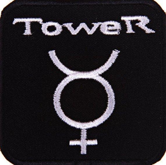 naszywka TOWER
