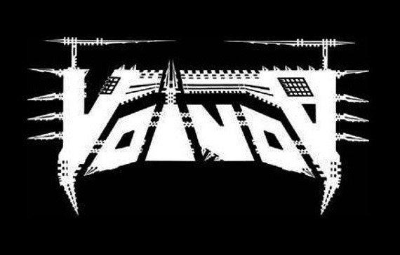 naszywka VOIVOD - LOGO