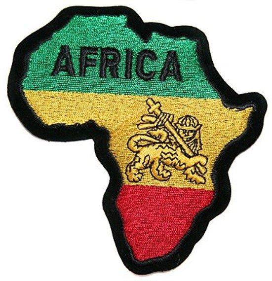 naszywka termiczna AFRICA (EP.112)