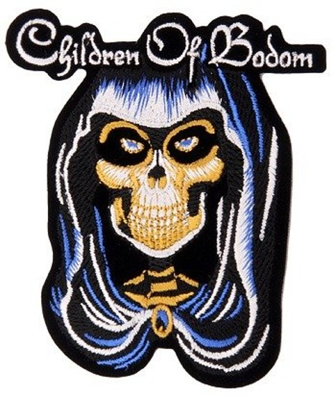 naszywka termiczna CHILDREN OF BODOM