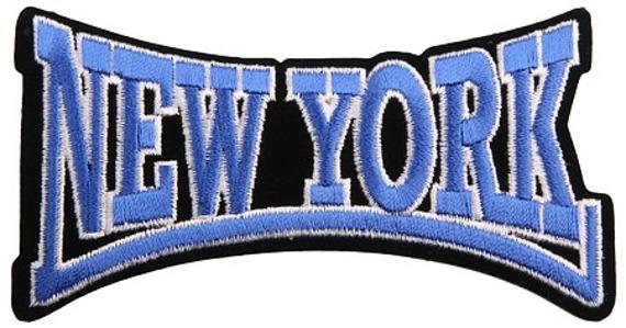 naszywka termiczna NEW YORK (EP.183)