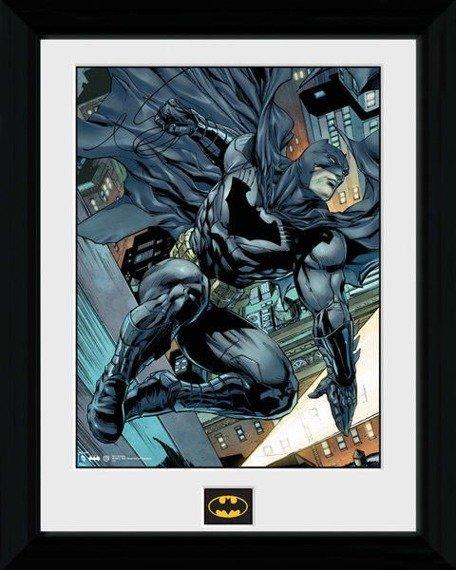 obraz w ramie BATMAN COMIC - SWING