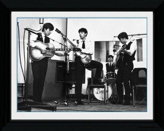 obraz w ramie THE BEATLES - STUDIO