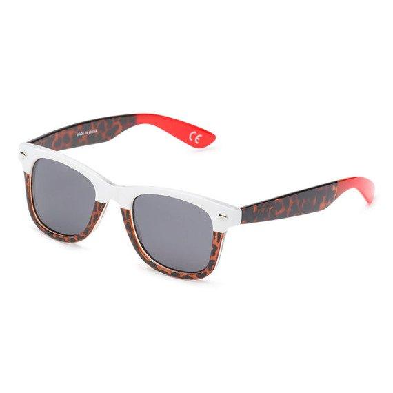 okulary VANS - GONE WHITE