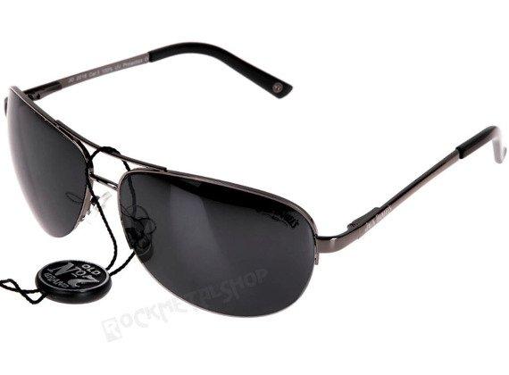 okulary przeciwsłoneczne JACK DANIELS + akcesoria