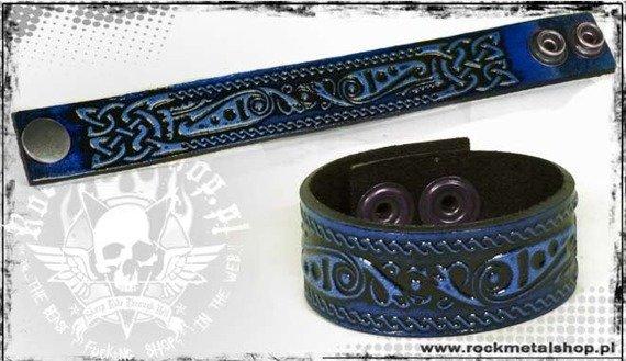 opaska napa 24mm TRIBAL blue