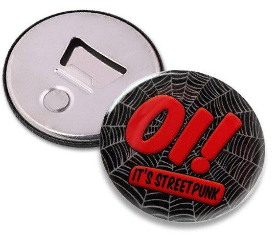 otwieracz do piwa OI! - IT'S STREET PUNK