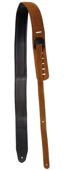 pas do gitary GAUCHO PLGS-50-XBK / 62mm ekstra długi