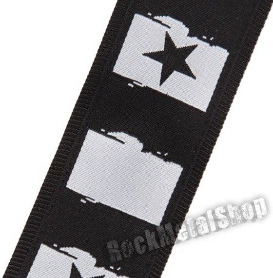 pas do gitary PLANET WAVES - WEST COAST: ROCK STAR (50PLC01) straplock