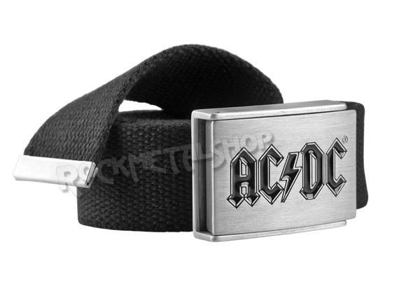 pas parciany AC/DC - LOGO