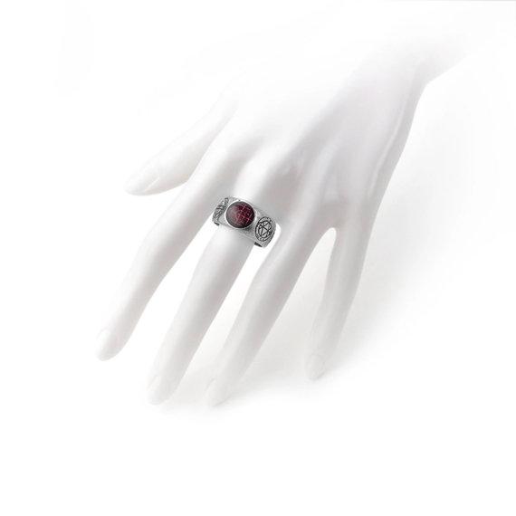 pierścień AGLA