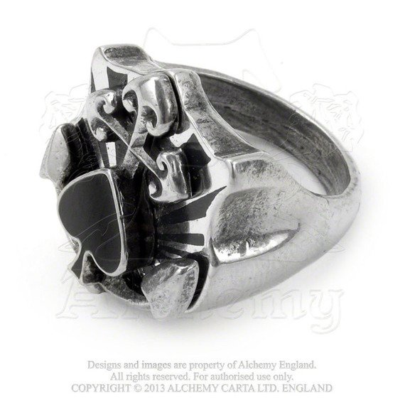 pierścień ANCHORS AWEIGH