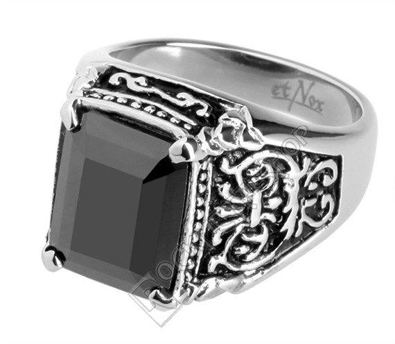 pierścień BLACK DIAMOND