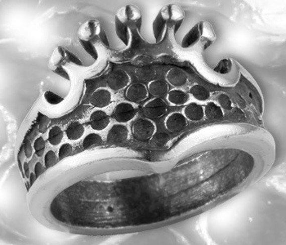 pierścień CROWN