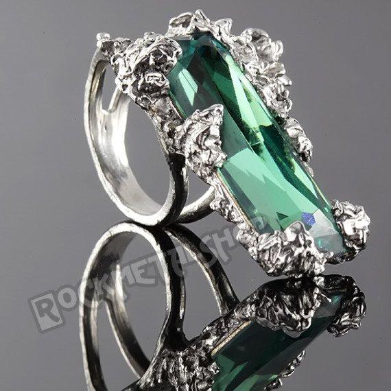 pierścień WINTER GARDEN