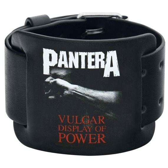pieszczocha PANTERA - VULGAR DISPLAY OF POWER