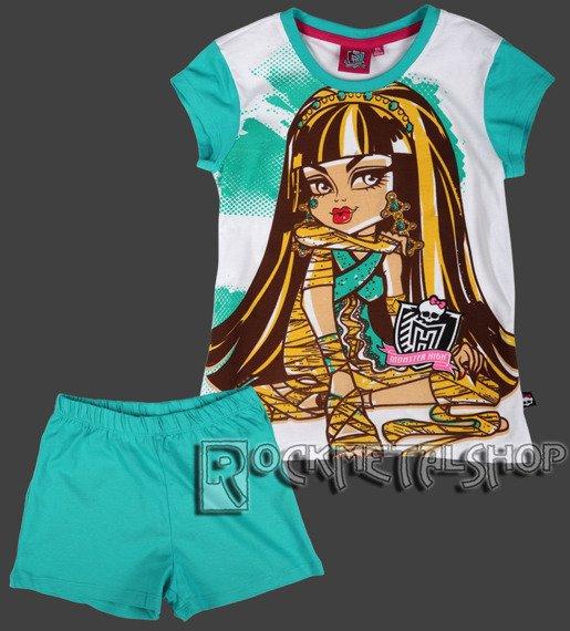 piżama dziecięca MONSTER HIGH - CLEO DE NILE dla dziewczynki