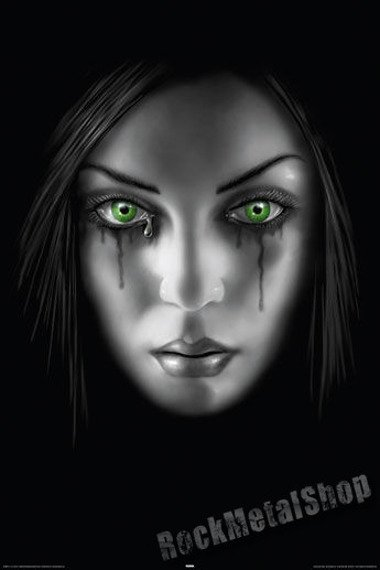 plakat ANNE STOKES - SAD FACE