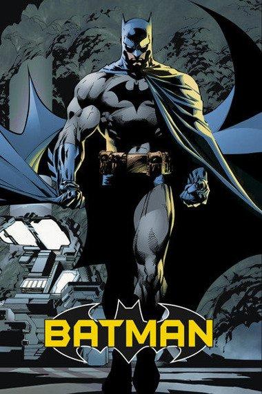 plakat BATMAN CLASSIC - COMIC