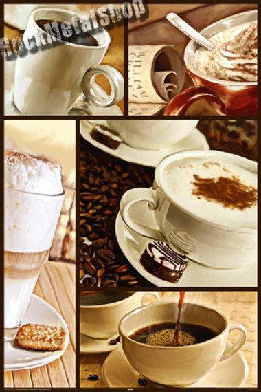 plakat COFFEE BREAK