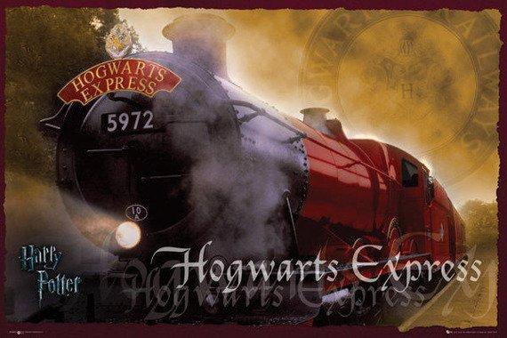 plakat HARRY POTTER -  HOGWARTS EXPRESS