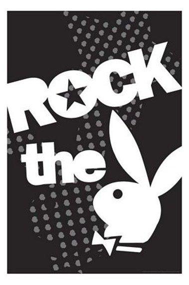 plakat PLAYBOY - ROCK THE BUNNY