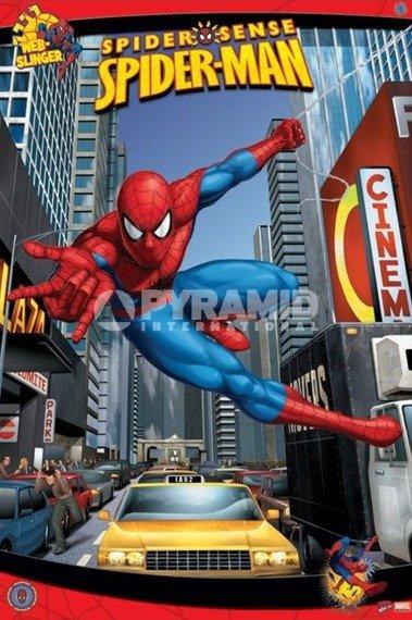 plakat SPIDER-MAN (N.Y.C.)