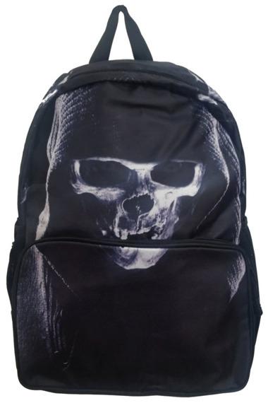 plecak BANNED - SKULL