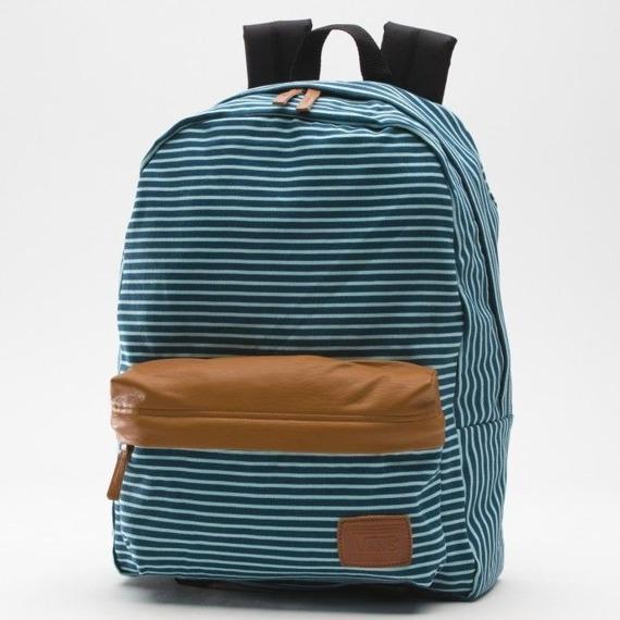 plecak VANS - DEANA BLUE TRUE WHIT