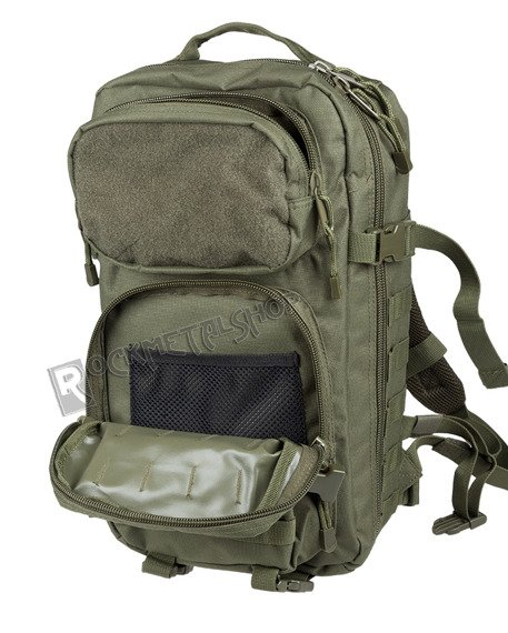 plecak taktyczny US COOPER PATCH OLIV, 25 litrów