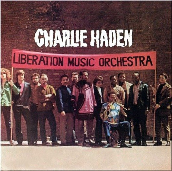 płyta CD: CHARLIE HADEN - LIBERATION MUSIC ORCHESTRA
