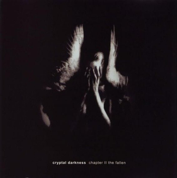 płyta CD: CRYPTAL DARKNESS - CHAPTER II - THE FALLEN