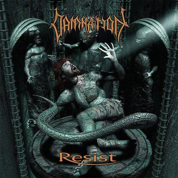 płyta CD: DAMNATION - RESIST