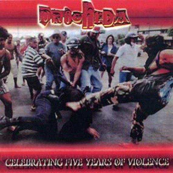 płyta CD: DROGHEDA - CELEBRATING 5 YEARS OF VIOLENCE