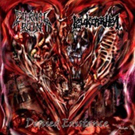 płyta CD: ETERNAL RUIN (US) - DENIED EXISTENCE