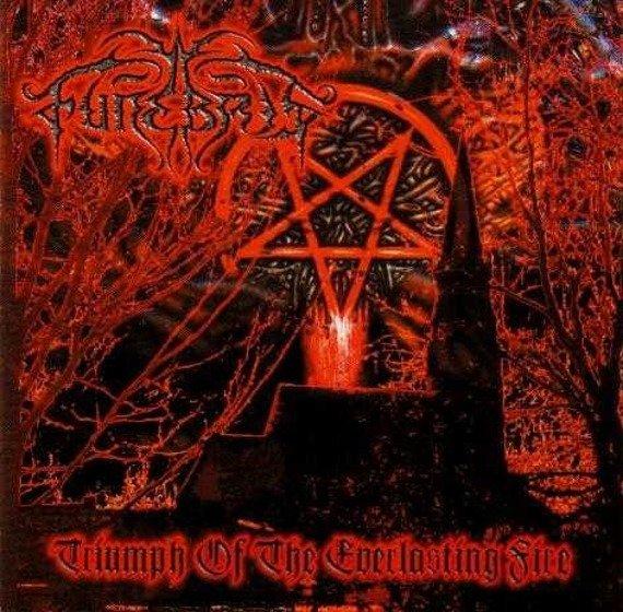 płyta CD: FUNEBRIS - TRIUMPH OF THE EVERLASTING FIRE