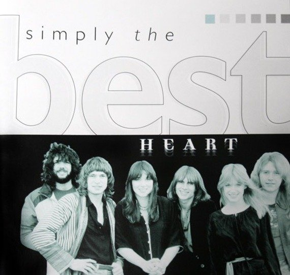 płyta CD: HEART - SIMPLY THE BEST