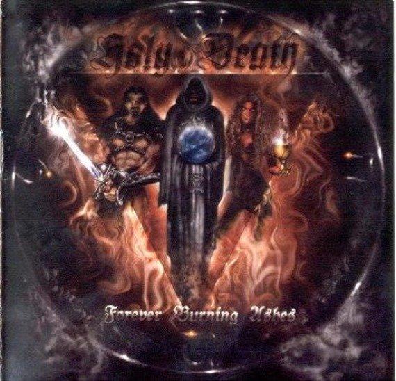 płyta CD: HOLY DEATH (POL) - FOREVER BURNING ASHES