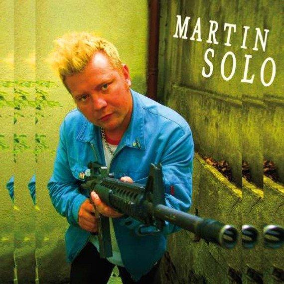 płyta CD: MARTIN SOLO - MARTIN SOLO