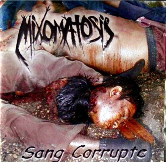 płyta CD: MASTECTOMIA / MIXOMATOSIS - THIRTEEN DAYS PROJECT (split CD)