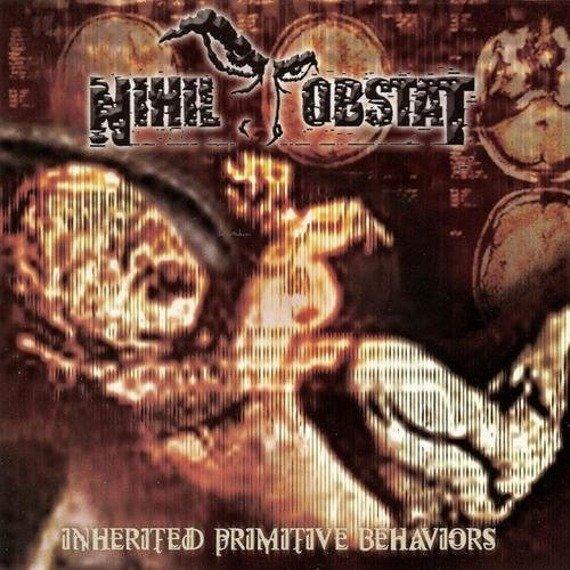 płyta CD: NIHIL OBSTAT - INHERITED PRIMITIVE BEHAVIORS