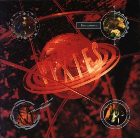 płyta CD: PIXIES - BOSSANOVA