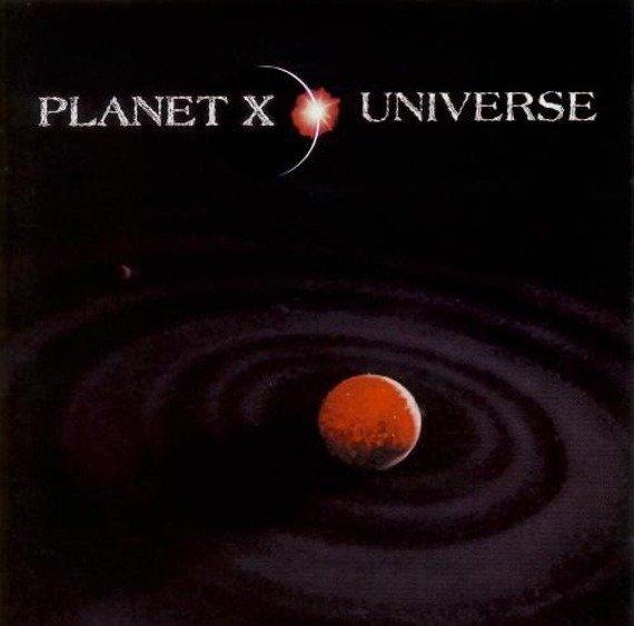 płyta CD: PLANET X - UNIVERSE
